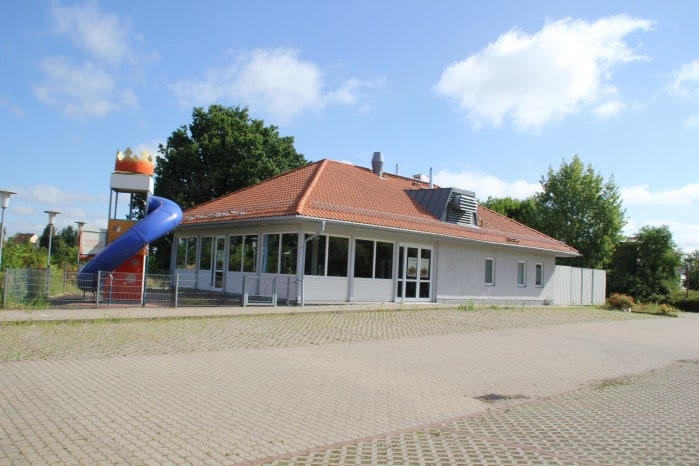 Gewerbeimmobilie in Brandenburg Wust