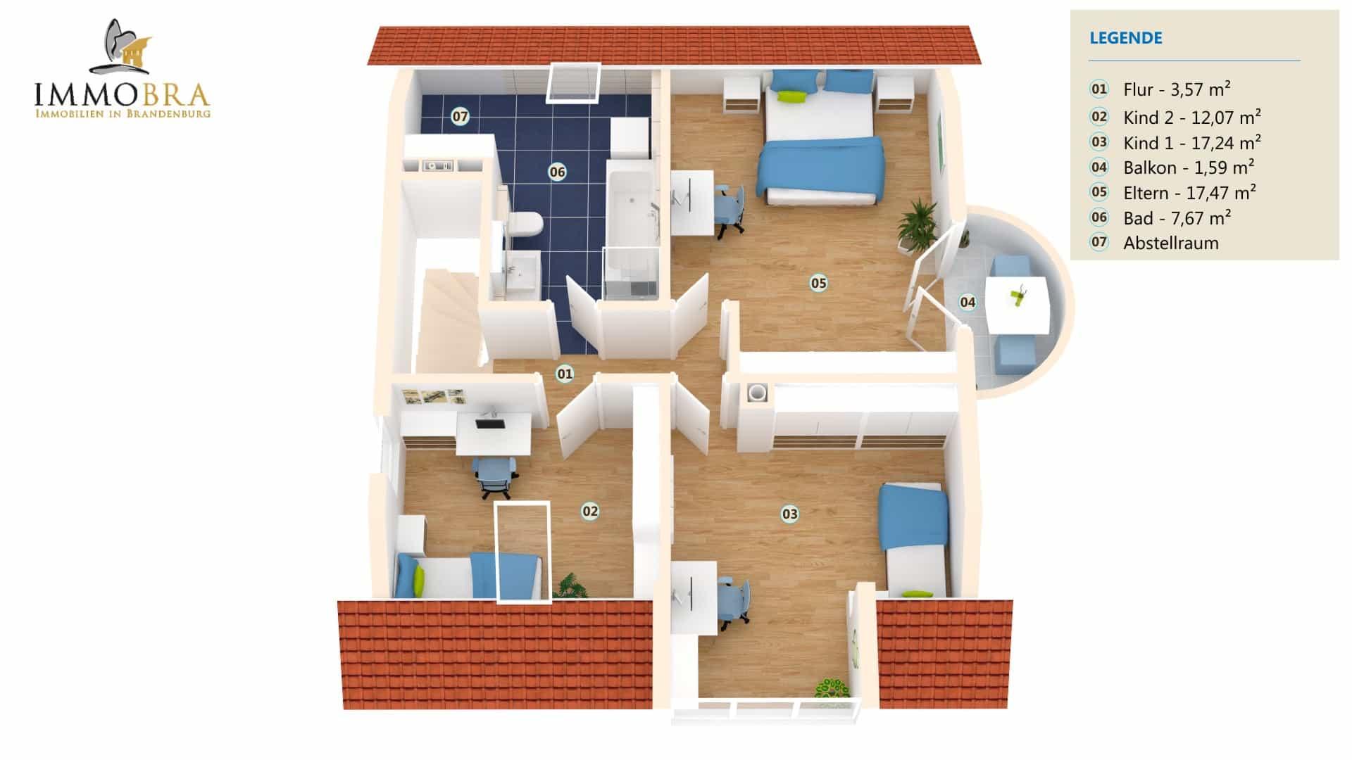 Attraktives Einfamilienhaus Mit Doppelgarage Am Seehof