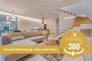 360 Grad Rundgang für Immobilien