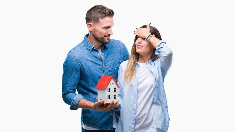 Ferhler beim Immobilienverkauf