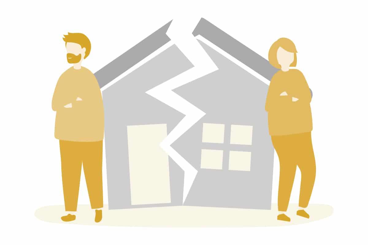 Hausverkauf bei Scheidung in Brandenburg