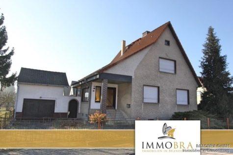 IMMOBRA: Einfamilienhaus im schönen Wusterwitz, 14789 Wusterwitz, Einfamilienhaus