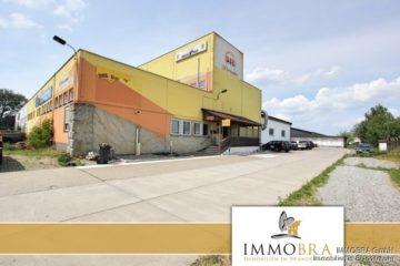 IMMOBRA: Gewerbefläche in Top Lage z.B. für Handwerksbetrieb, 14772 Brandenburg, Sonstige
