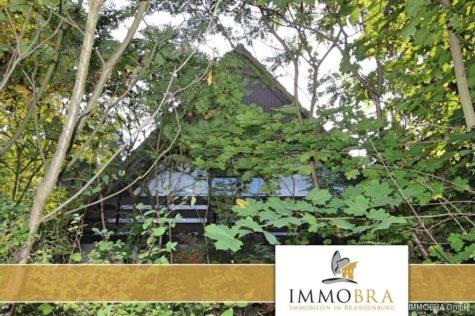 IMMOBRA: Seltene Gelegenheit! Familienfreundliches Einfamilienhaus mit großem Garten am See, 14776 Brandenburg, Einfamilienhaus