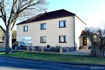 Großes Einfamilienhaus mit vielen Erweiterungsmöglichkeiten, 14778 Golzow, Einfamilienhaus