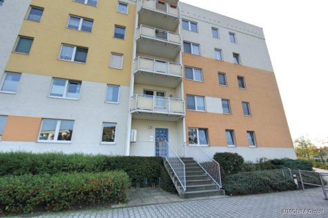 Zwei-Zimmer-Wohnung in gepflegter Wohnanlage, 14772 Brandenburg an der Havel, Etagenwohnung