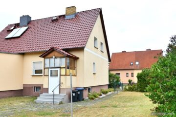 Doppelhaushälfte mit viel Potential in Neuschmerzke ### PROVISIONSFREI ###, 14776 Brandenburg an der Havel, Doppelhaushälfte