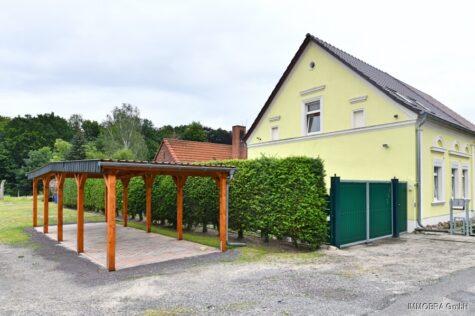 Doppelhaushälfte in ruhiger Lage bei Ziesar, 14793 Ziesar / Bücknitz, Doppelhaushälfte